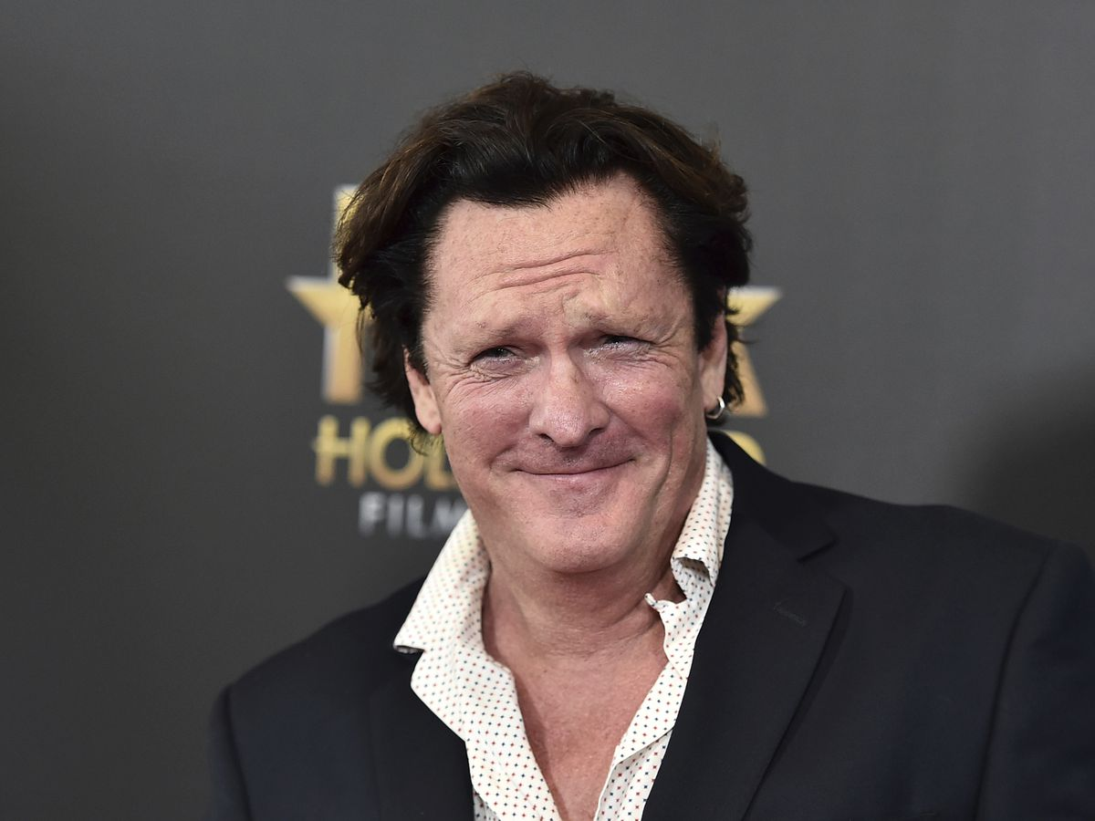 Actor Michael Madsen charged with DUI after SUV hits pole