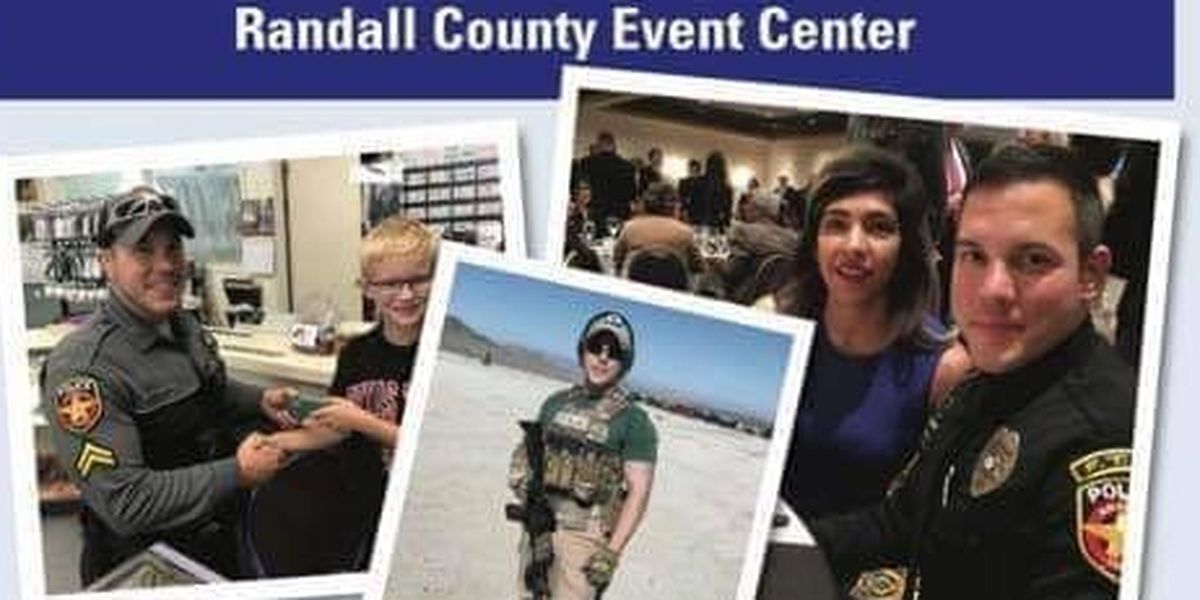 Benefit fundraiser held for APD officer diagnosed with cancer