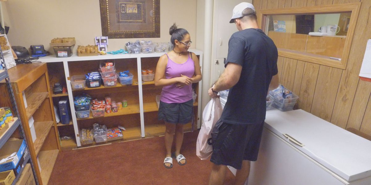 Amarillo girl's hunger turns into hope