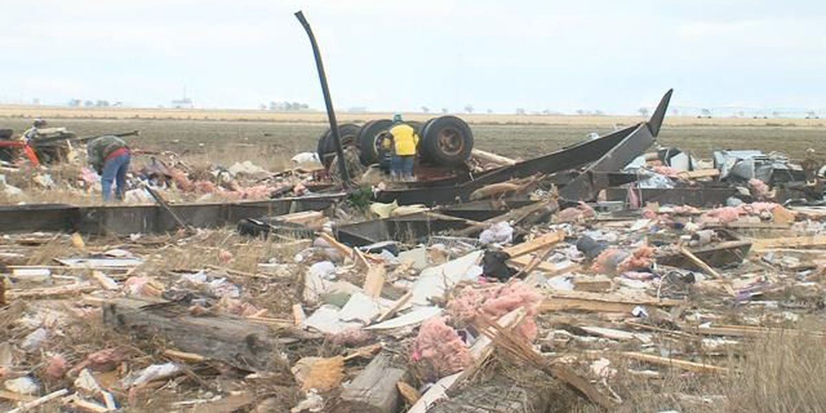 Pampa community aims to help tornado victims