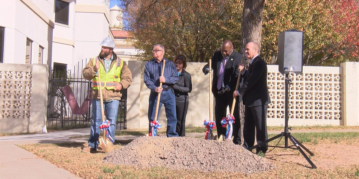 'Visible commitment' to local veterans: Amarillo VA breaks ground on new rehabilitation and prosthetics building