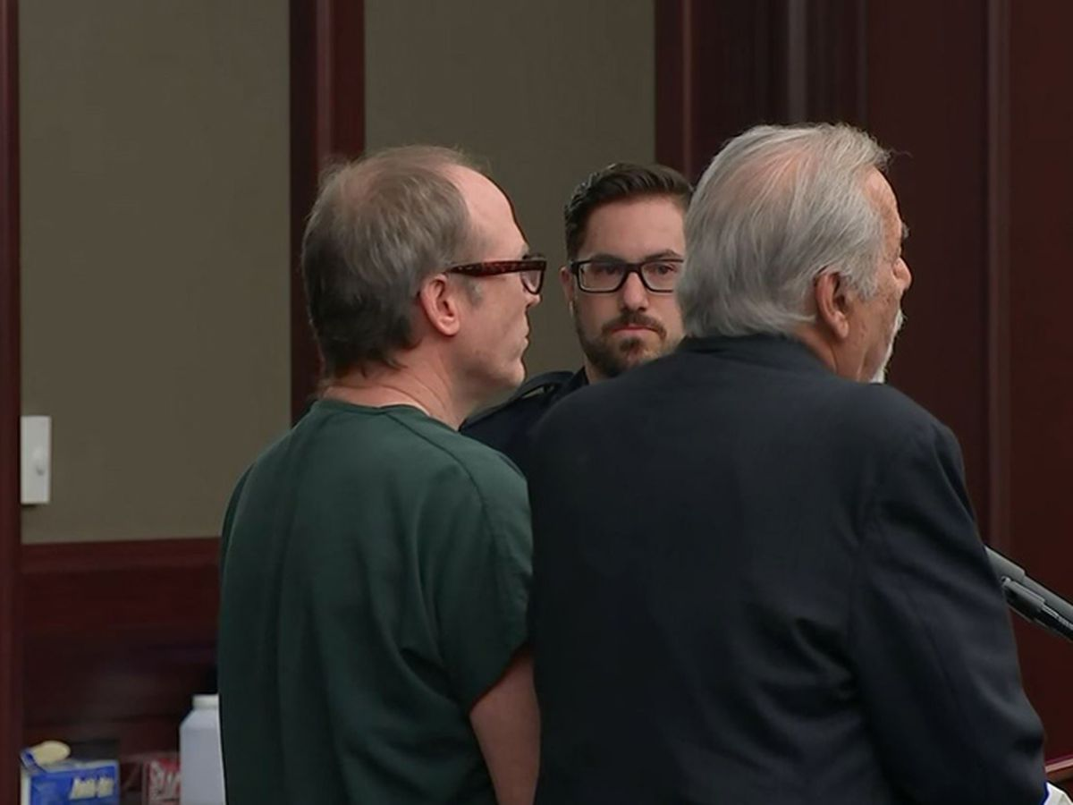 Man sentenced to life in prison for wife's 1993 slaying