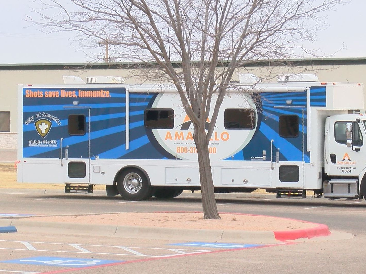 City of Amarillo to host mobile health clinic on Wednesday