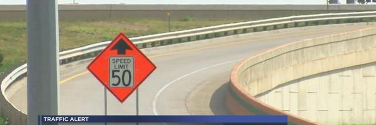 I-27 to I-40 exit to be closed while crews prepare to relocate Ross Street exit