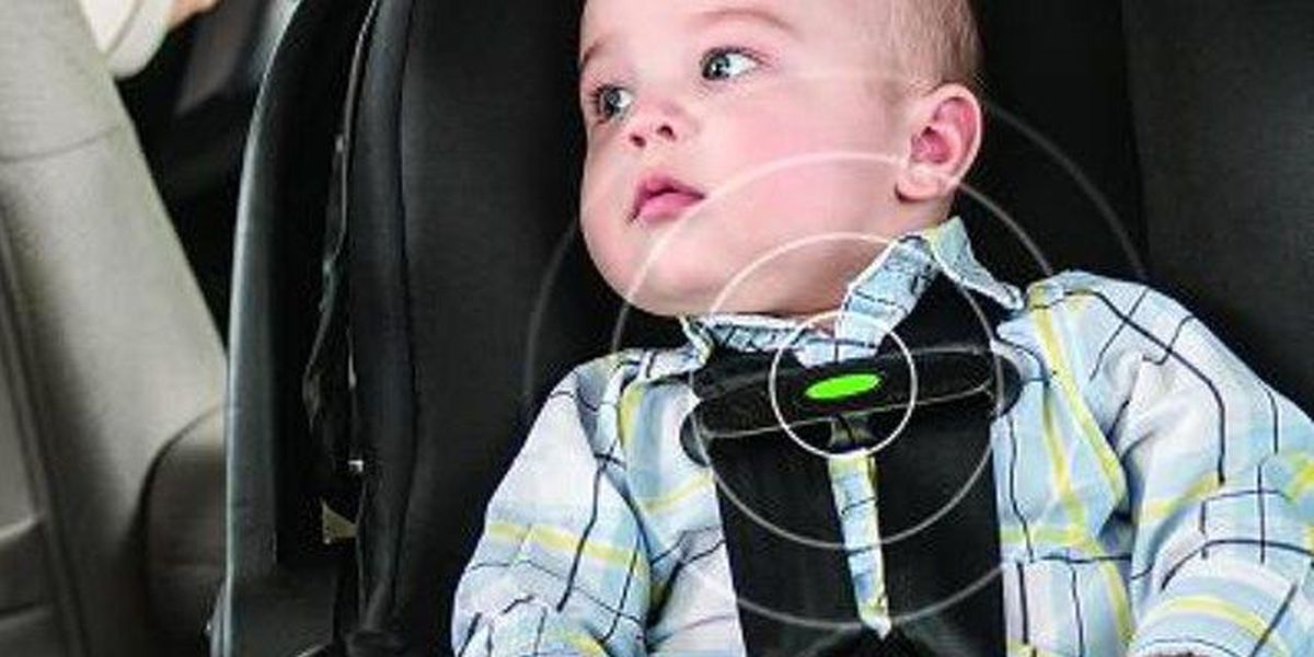 New car seat may prevent hot car deaths