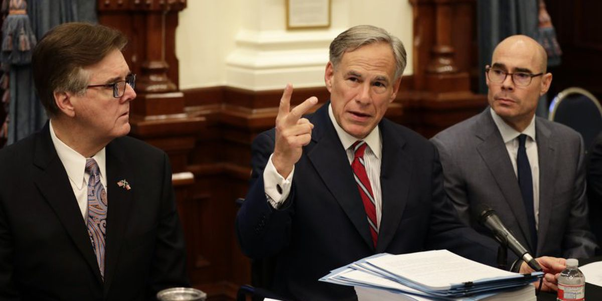 Gov. Abbott issues 8 executive orders to prevent mass shootings