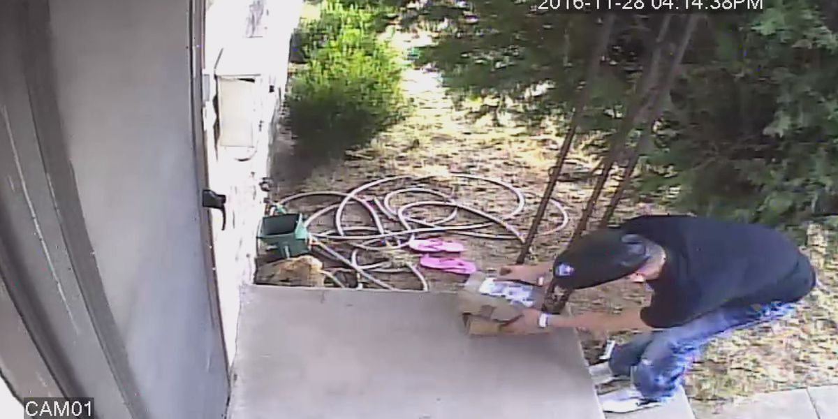 """Porch Pirates"" continue to plague Amarillo neighborhoods"