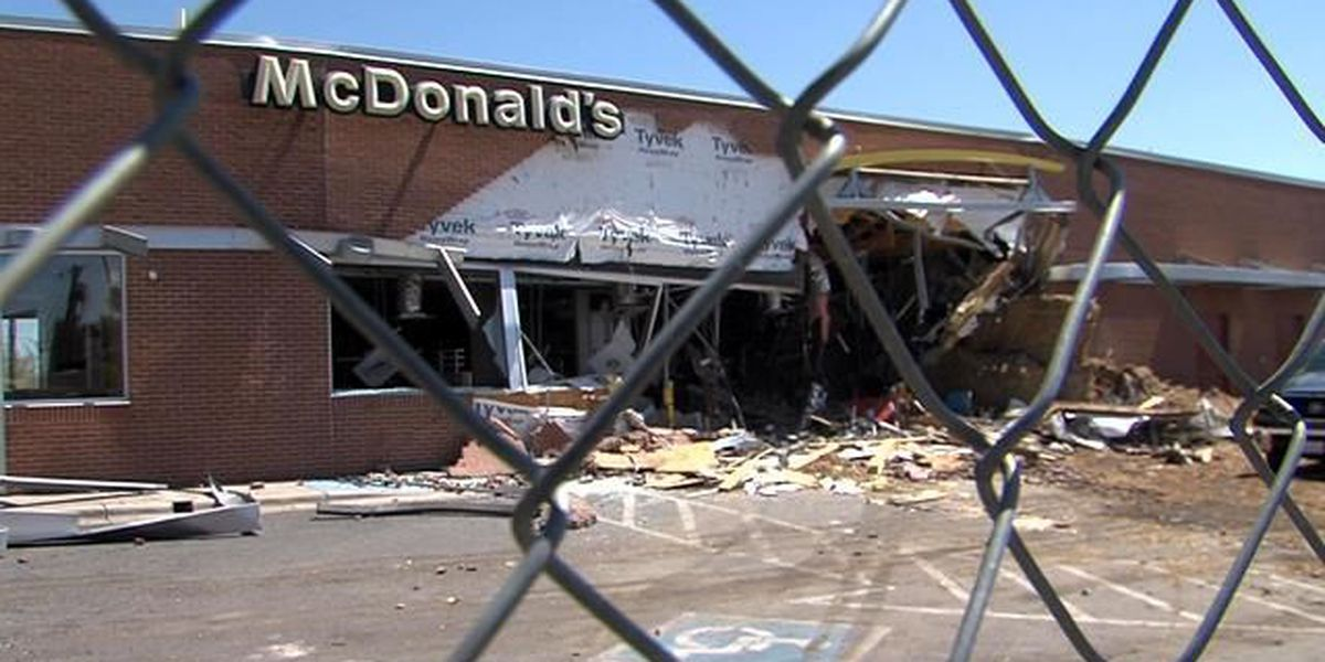 Legal ramifications from McDonald's wreck
