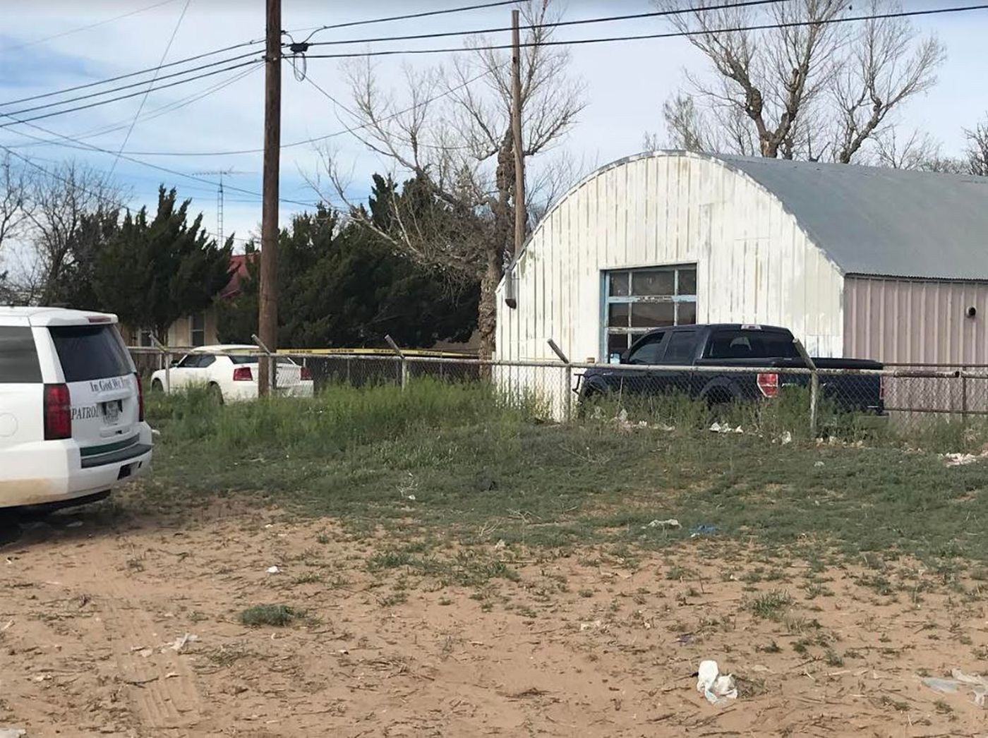 1 Dead After Officer Involved Shooting In Dalhart