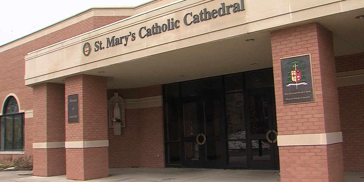 Saint Mary's Cathedral issues scam warning