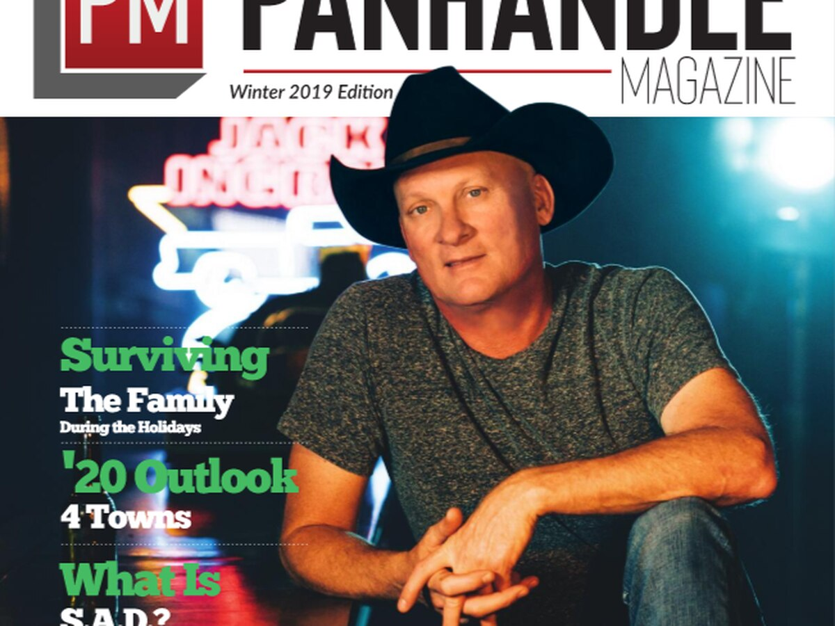 Check out the Winter edition of Panhandle Magazine