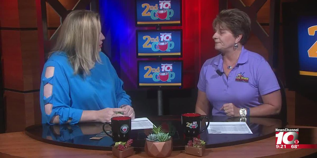 INTERVIEW - Angela Ragland talks about the tri-state fair coming to Amarillo
