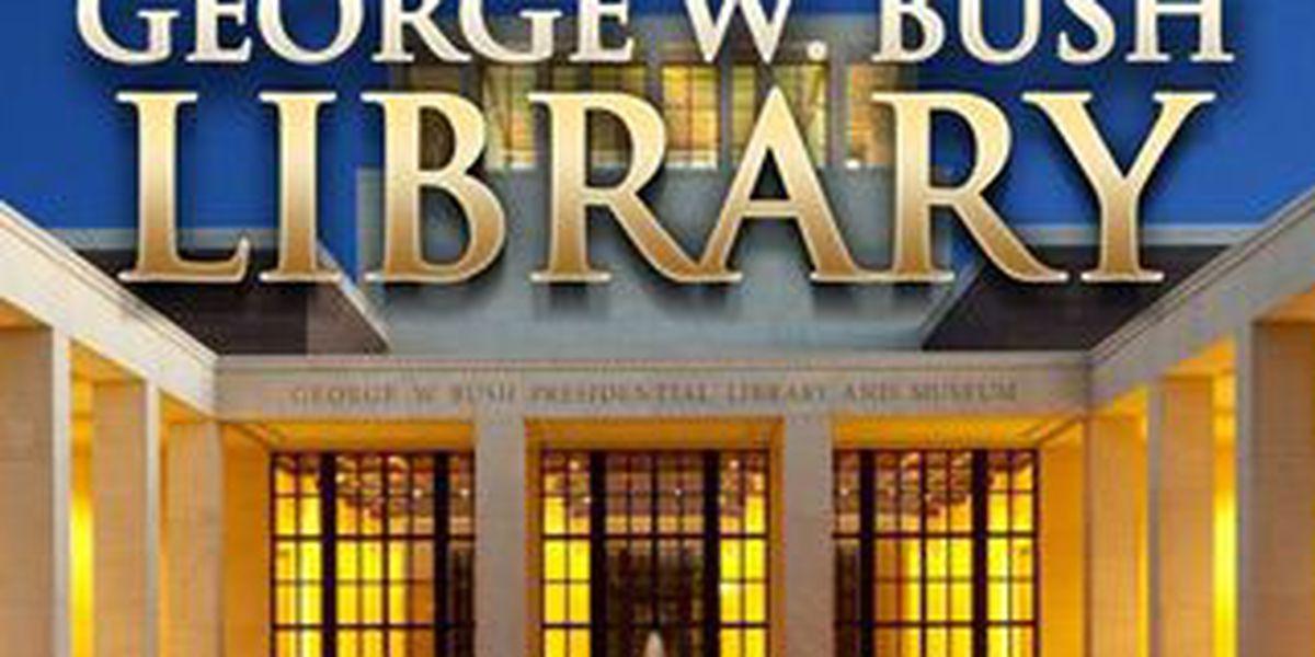 George W. Bush presidential records made public