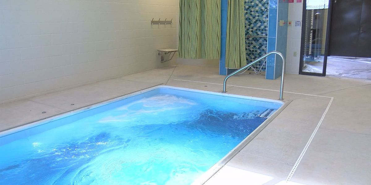Turn Center will soon open new aquatic therapy pool