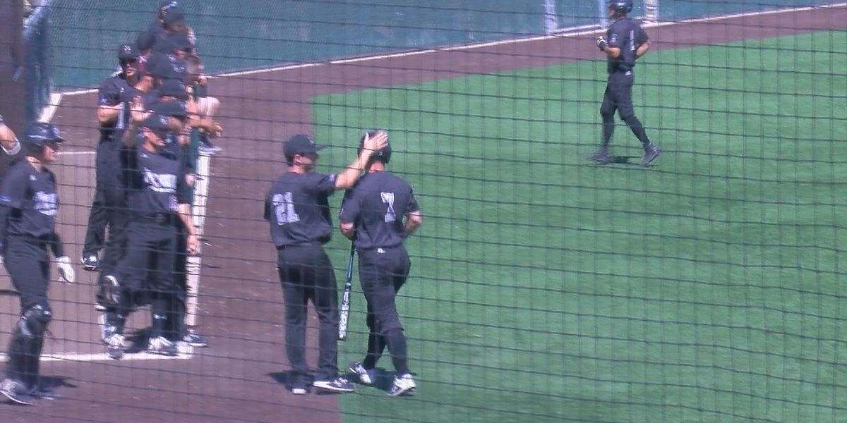 Buff Baseball sweeps the weekend series against Cameron