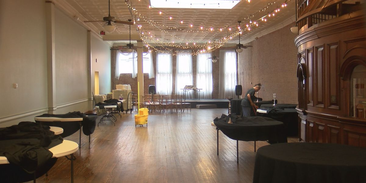 Business for Amarillo event venues booming, making up for many lost parties from 2020
