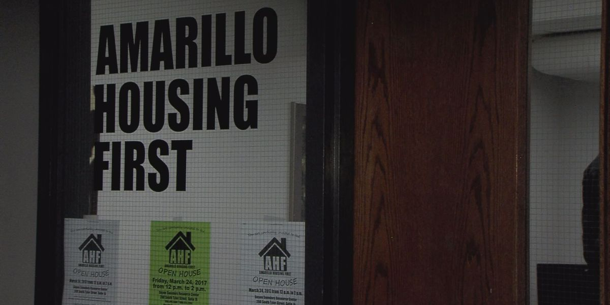 """""""Amarillo Housing First"""" begins assisting homeless with permanent housing"""