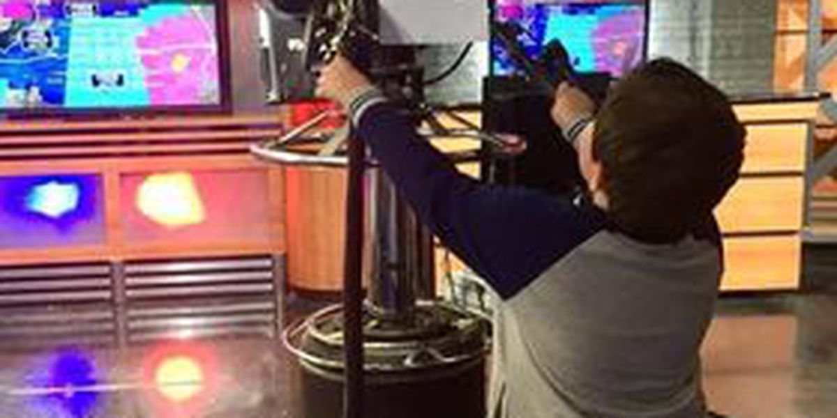 GOOD NEWS: Doppler Dave introduces a new member of the Newschannel10 family
