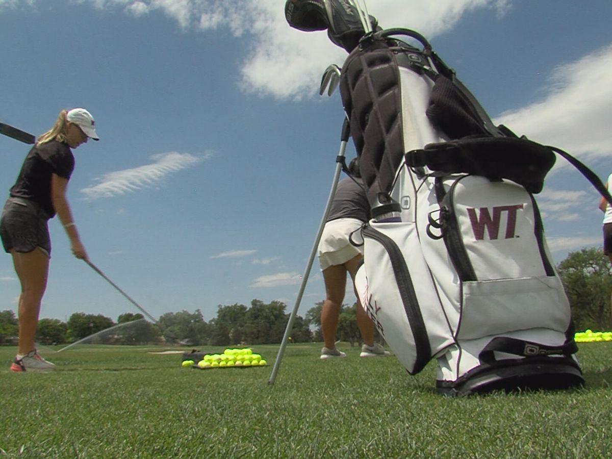 WT Women's Golf wins LSC Championship in Abilene