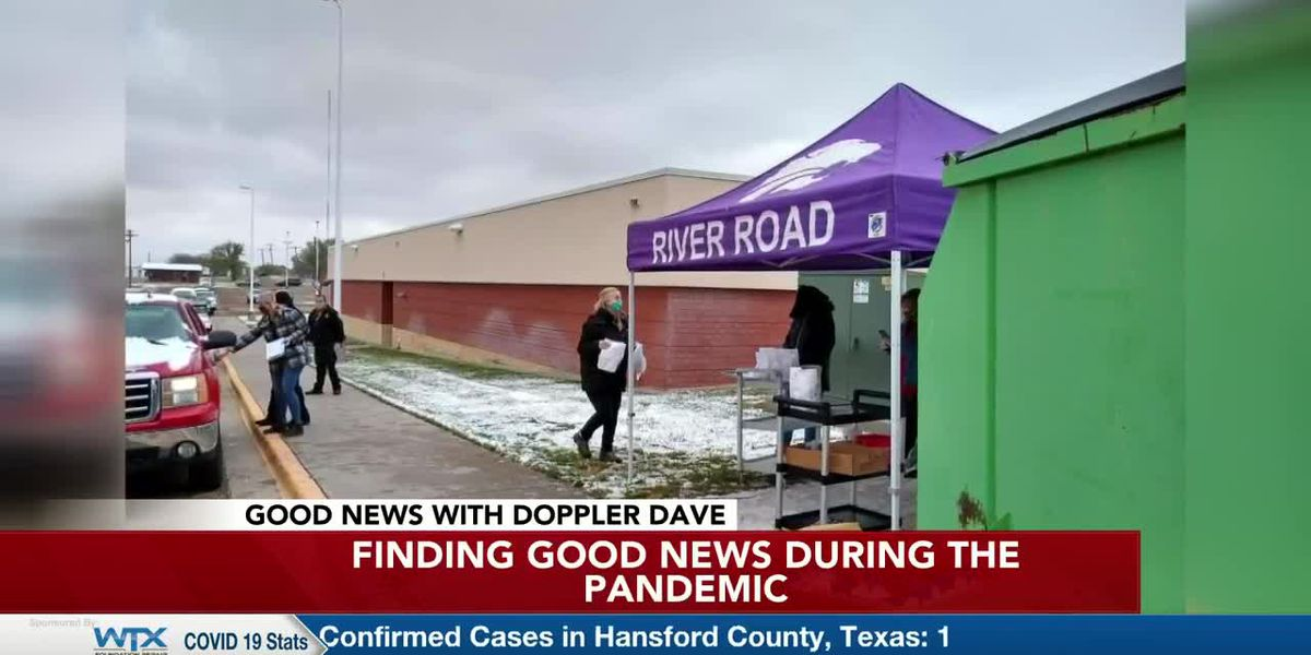 VIDEO: Good news during a global pandemic