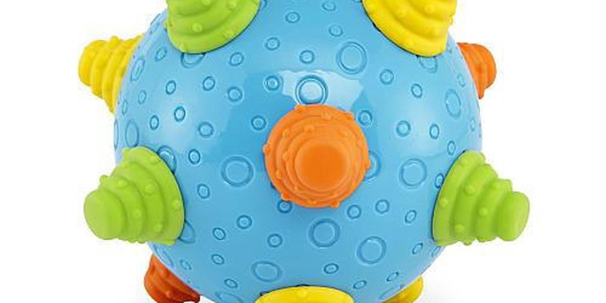 "RECALL ALERT: Toys ""R"" Us recalls Infant Wiggle Balls due to choking hazard"