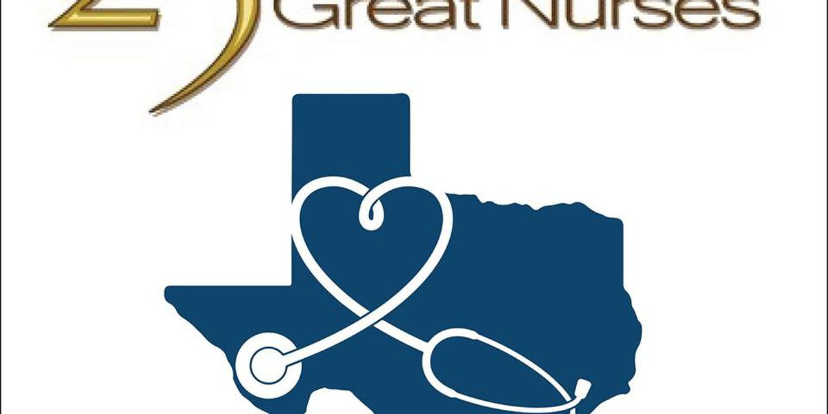 4th Annual Panhandle Great 25 Nurses ceremony set for today