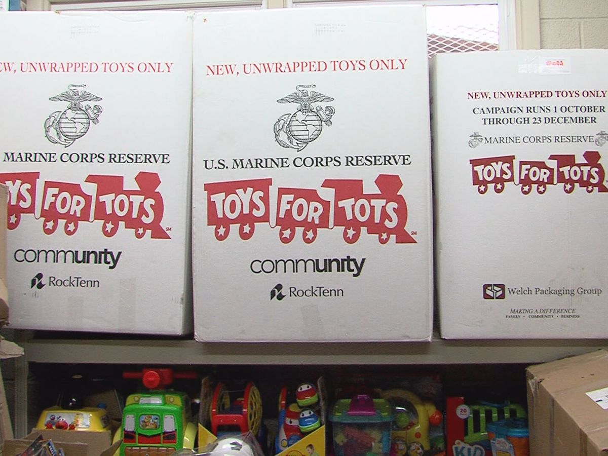 Toys For Tots Amarillo seeking donors for holiday season