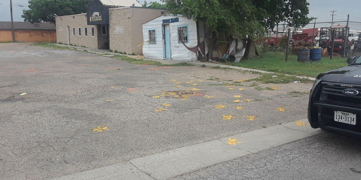 Amarillo police release identities of Thursday homicide victim, suspect
