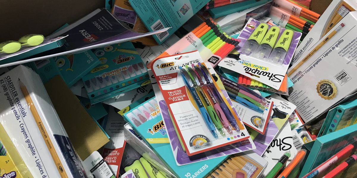 River Road ISD sets goal to not have school supply list for next school year