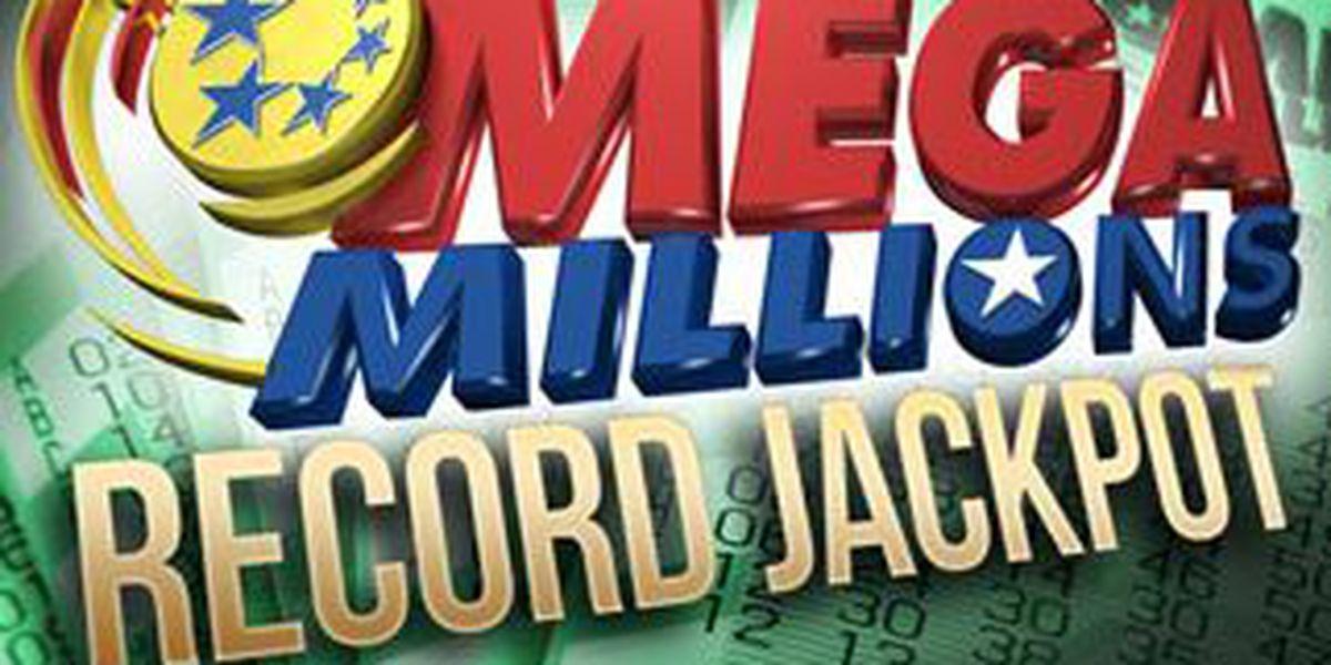 2 winners in $636M Mega Millions drawing