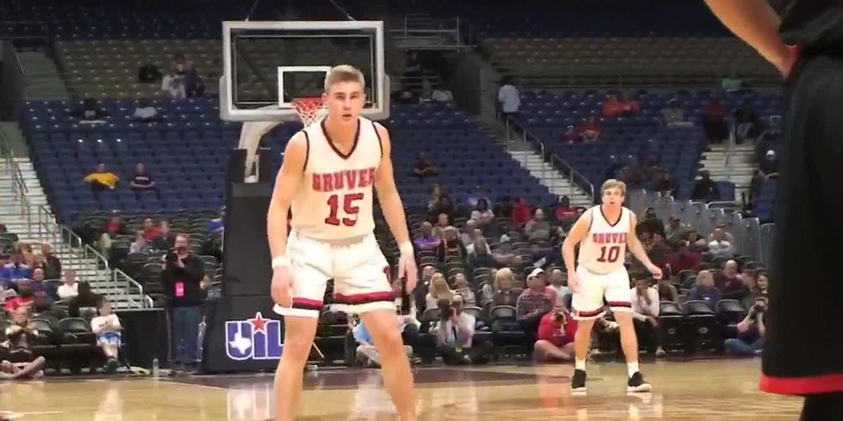 Gruver falls to Shelbyville in the state title game, 67-48