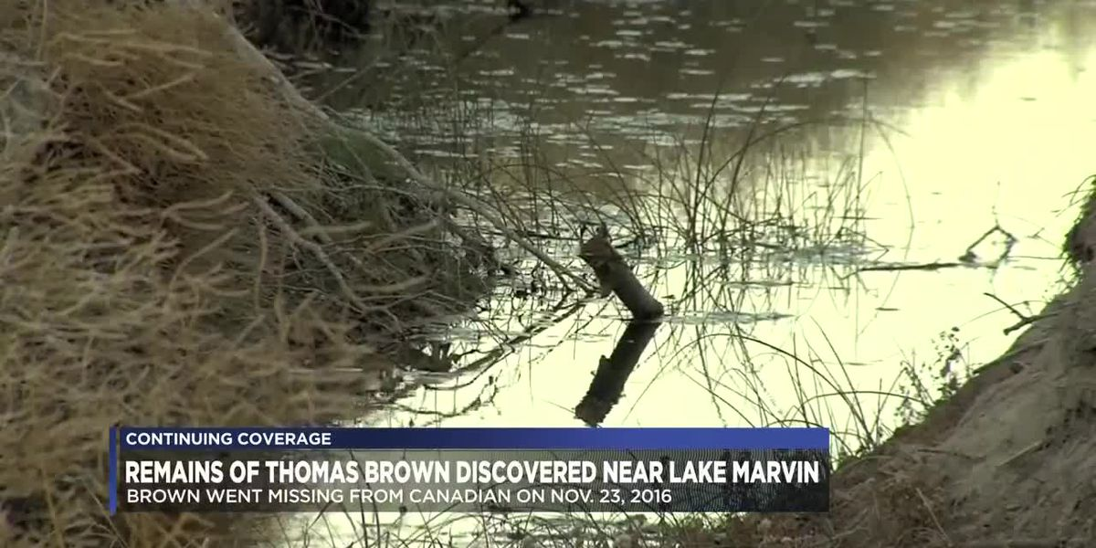 Thomas Brown remains found morning Look Live