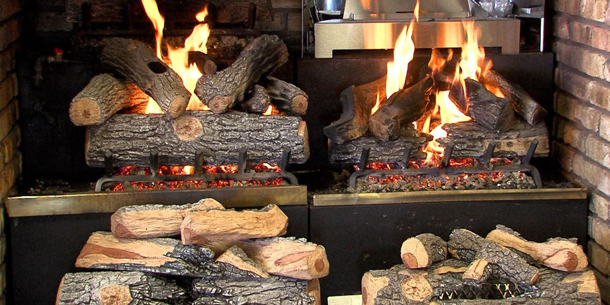 Gas fireplaces could cause harm if not properly ventilated