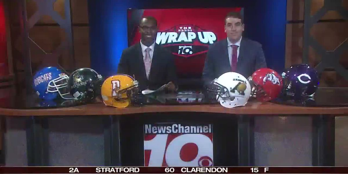 Video - The Wrap up Wk 7 - 4A scores