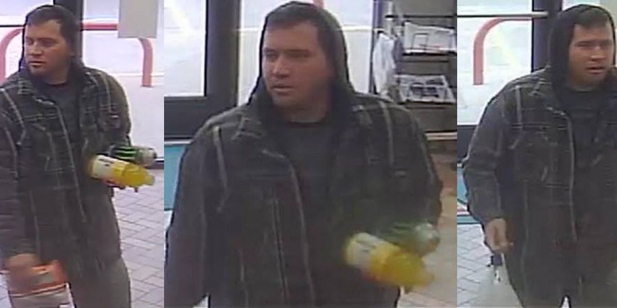 Amarillo Crime Stoppers looking for suspected credit card thief