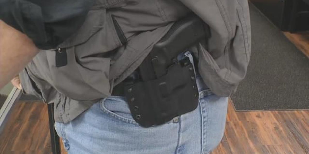Concealed carry permits do not appear to affect crime rates