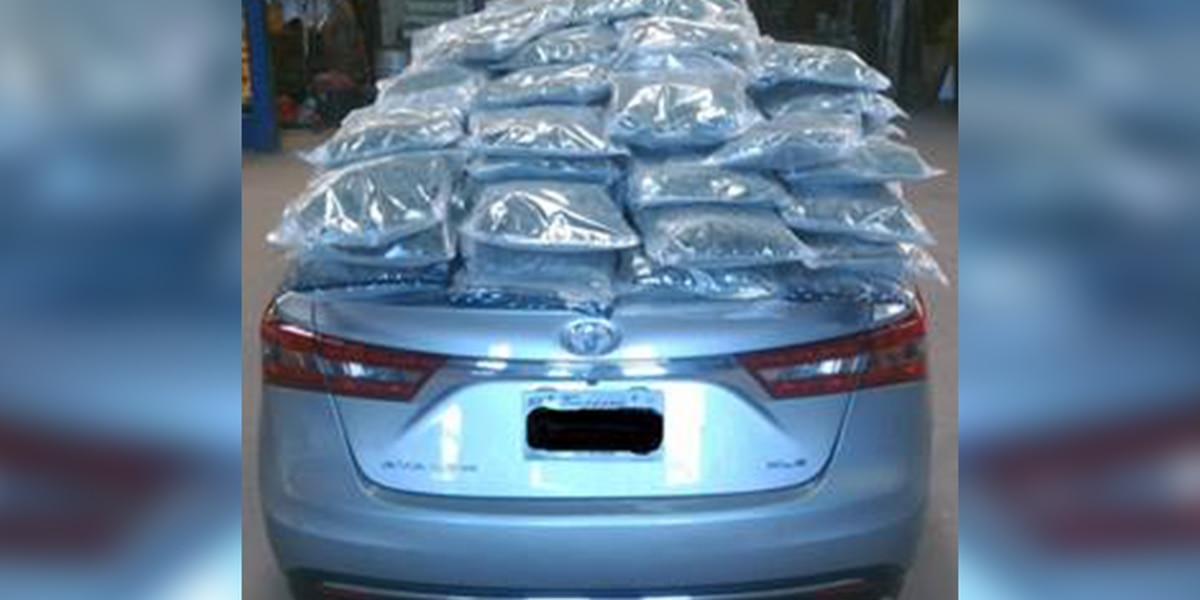Troopers seize $382,000 worth of drugs near Amarillo