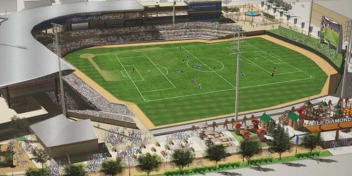 Baseball stadium construction scheduled to begin