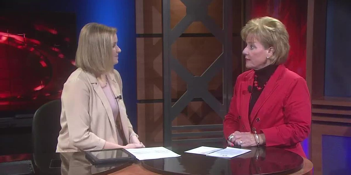 Interview - Brenda Graham with the Amarillo Go Red for Women Luncheon
