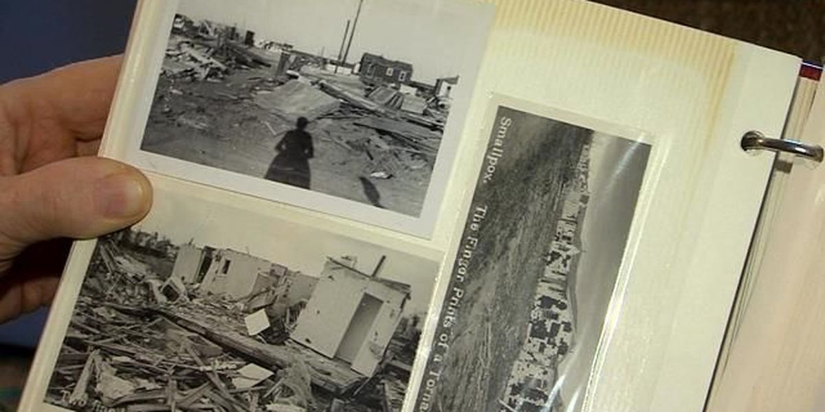 Eyewitnesses remember Amarillo's tornado 70 years later