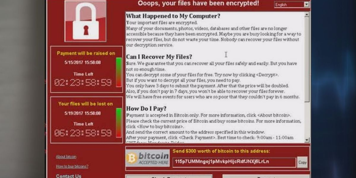 Ransomware cyber attack reaches Texas Panhandle