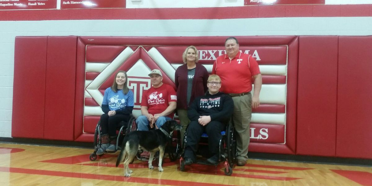 Texhoma para athlete selected for Junior Paralympic Team