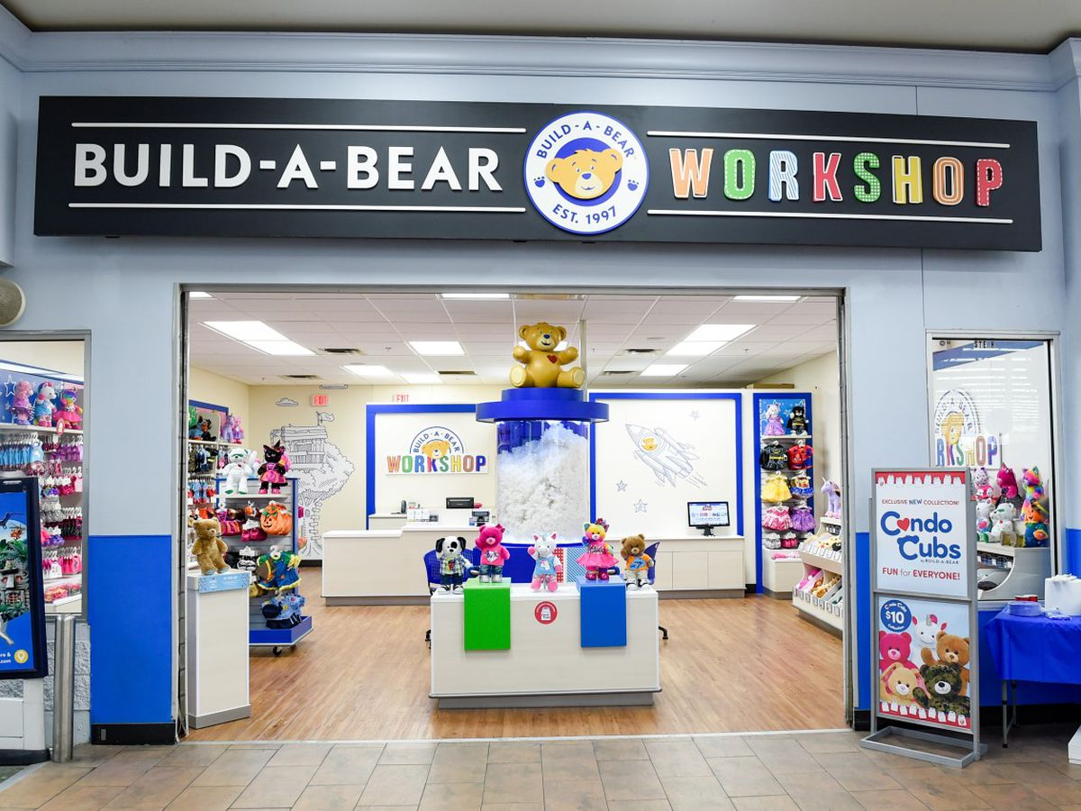 Make a furry Build-A-Bear friend at Amarillo Walmart