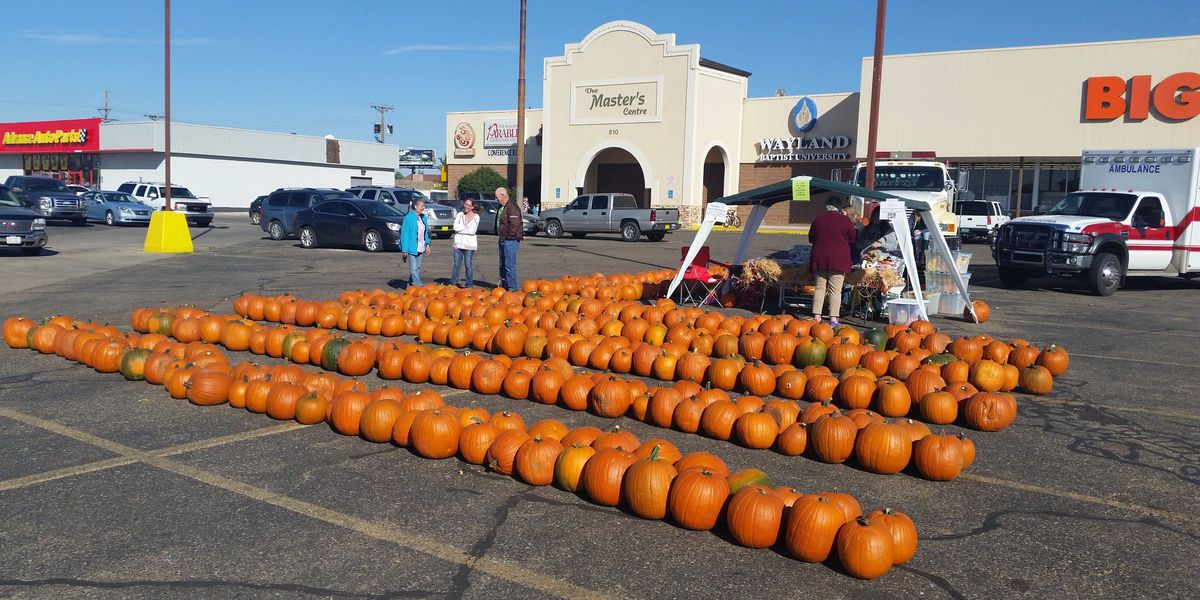 Food Bank of Eastern New Mexico to hold 25th annual pumpkin patch fundraiser
