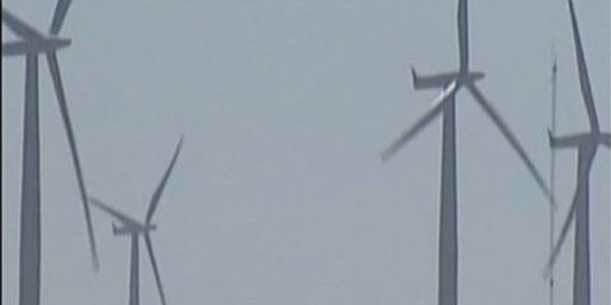 Wind farms expected to boost economy
