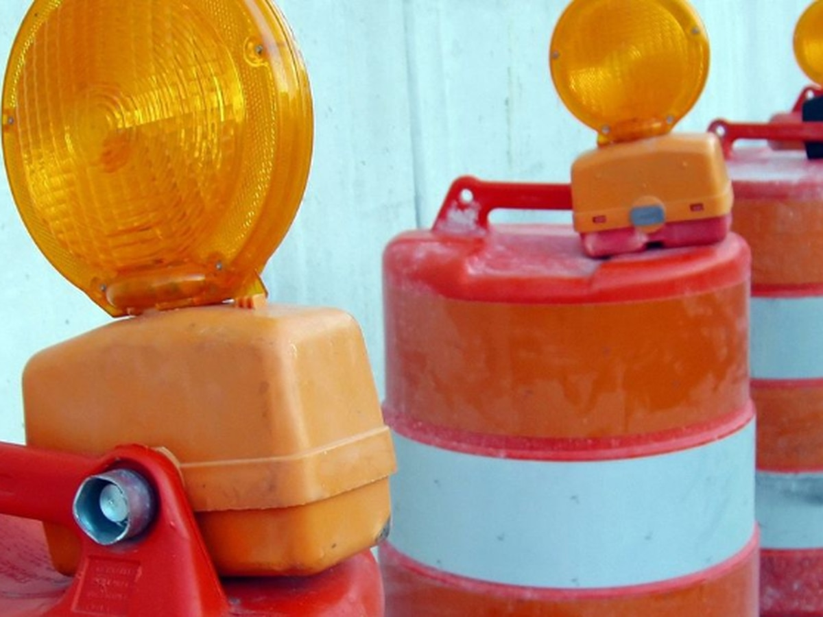 Clovis intersection to be closed for pipe instillation project
