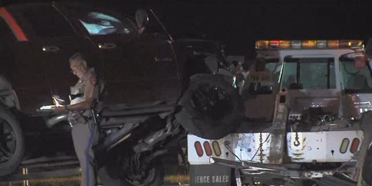 Amarillo man dies in overnight I-27 accident