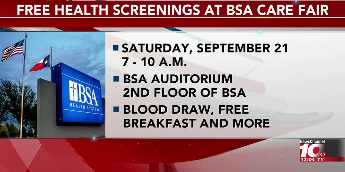 VIDEO: BSA Care Fair set for Saturday