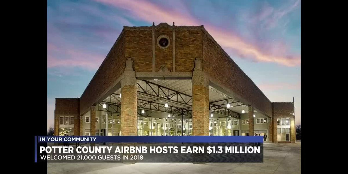 VIDEO: Potter County Airbnb hosts earn $1.3 million with 21,000 guests in 2018