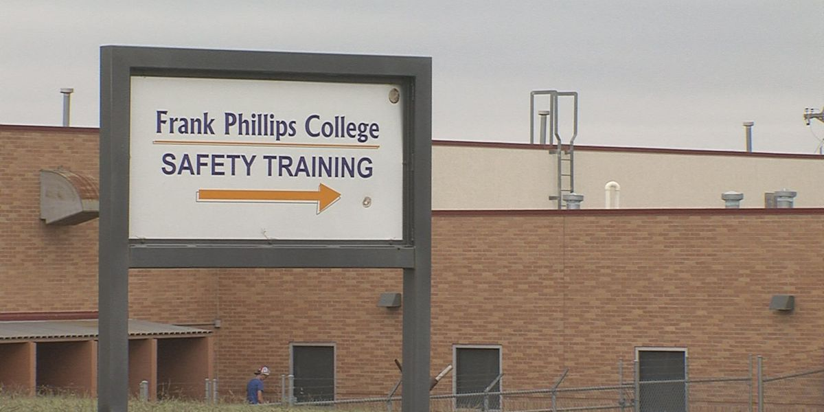 Frank Phillips College enhances curriculum